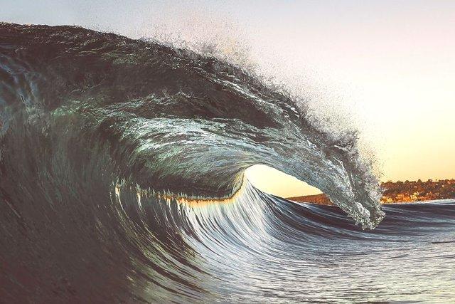 Ловіть хвилю: приголомшливі фото з побережжя Австралії - фото 350227