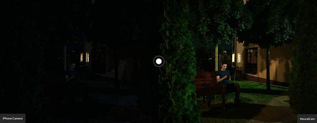 На iPhone з'явився неофіційний нічний режим зйомки - фото 350423