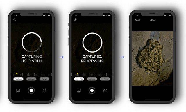 На iPhone з'явився неофіційний нічний режим зйомки - фото 350424