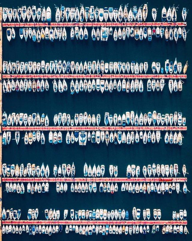 Вражаючі фото світу з висоти пташиного польоту: яскраві кадри - фото 350670