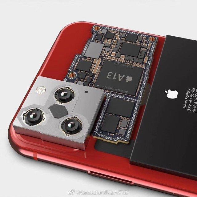 iPhone 11 зсередини - фото 350689