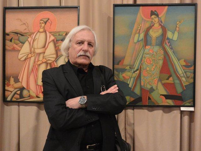 Олександр Івахненко, український художник - фото 351104