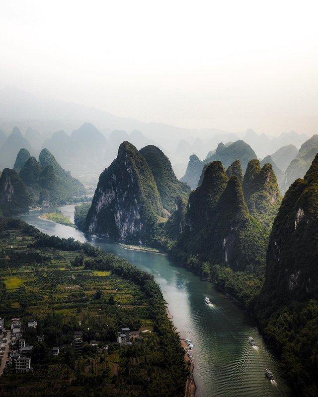 Вражаючі фото світу, які надихають подорожувати - фото 351127