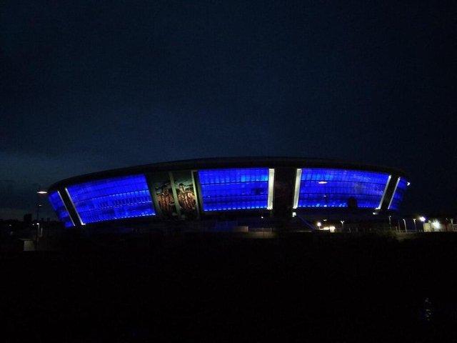 Як виглядає Донбас Арена через 10 років після відкриття - фото 351244