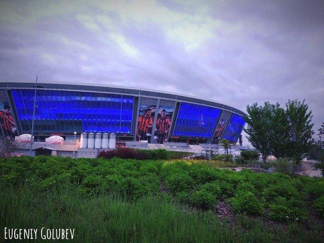 Як виглядає Донбас Арена через 10 років після відкриття - фото 351246