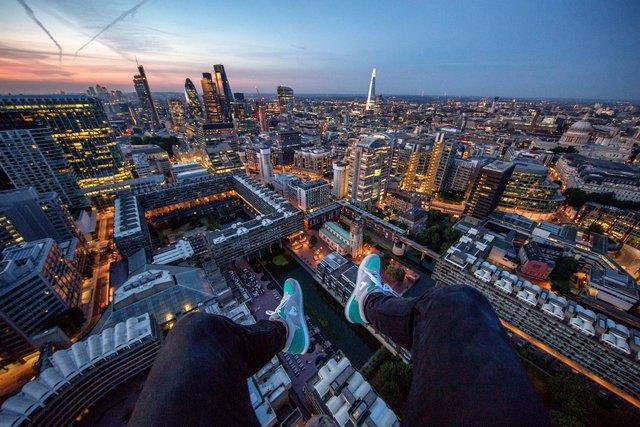 Руфер показує найефектніші краєвиди Лондона: яскраві фото - фото 351434