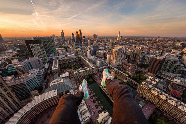 Руфер показує найефектніші краєвиди Лондона: яскраві фото - фото 351443