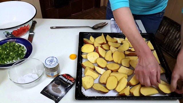 Картопля в шкірці  - фото 351873