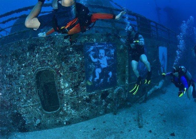 Фотограф з Австрії проводить виставки своїх робіт під водою: ефектні фото - фото 351892