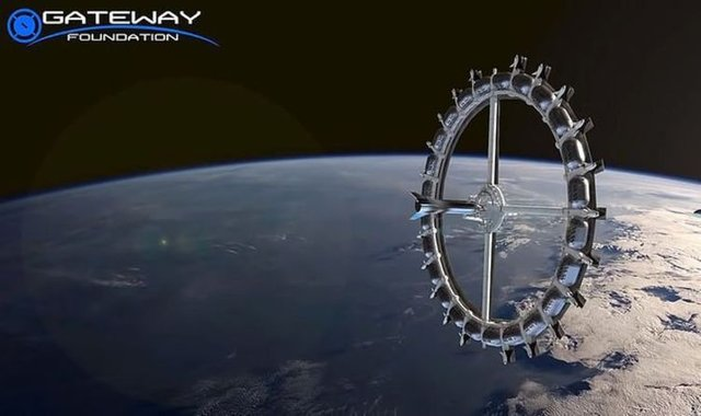 Космічний готель Von Braun Space Station - фото 352315