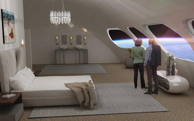 У готелі буде штучна гравітація - фото 352316