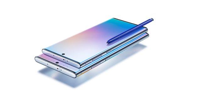 Цьогоріч Samsung представив Galaxy Note10 у двох розмірах - фото 352321