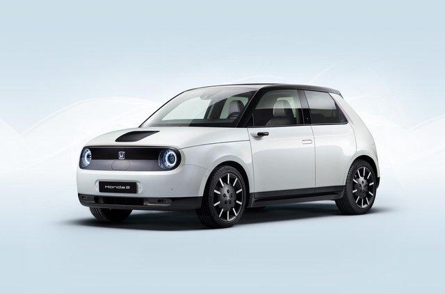 У мережі розкрили технічні характеристики серійного електрокара Honda e - фото 352475