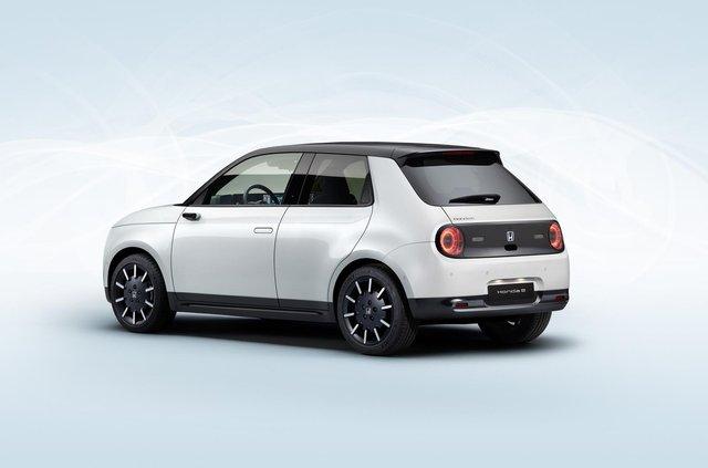 У мережі розкрили технічні характеристики серійного електрокара Honda e - фото 352476