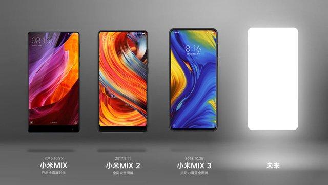 Xiaomi Mi Mix 4: оголошена дата презентації та технічні характеристики - фото 352533