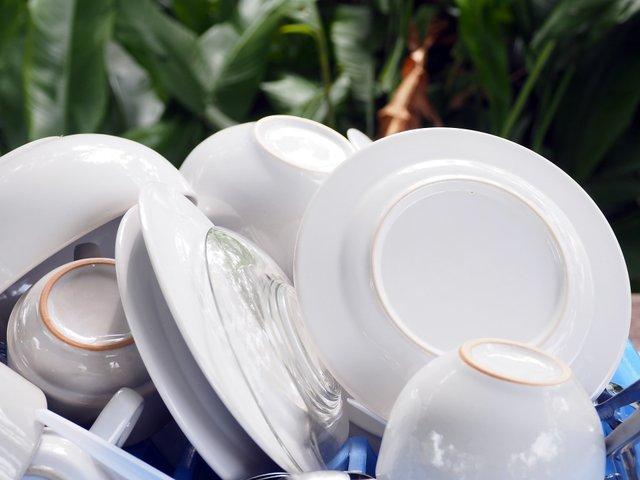 Учені розповіли, як правильно мити посуд - фото 352607