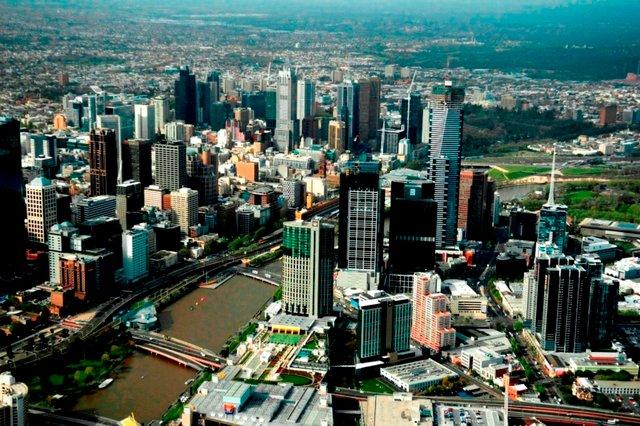 Мельбурн - фото 352631