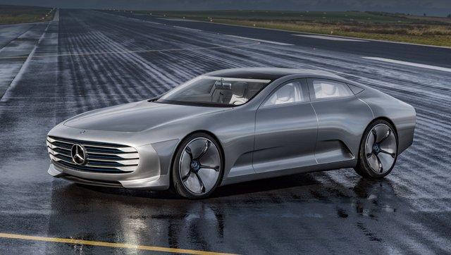 З'явилися зображення секретної новинки Mercedes-Benz - фото 352815