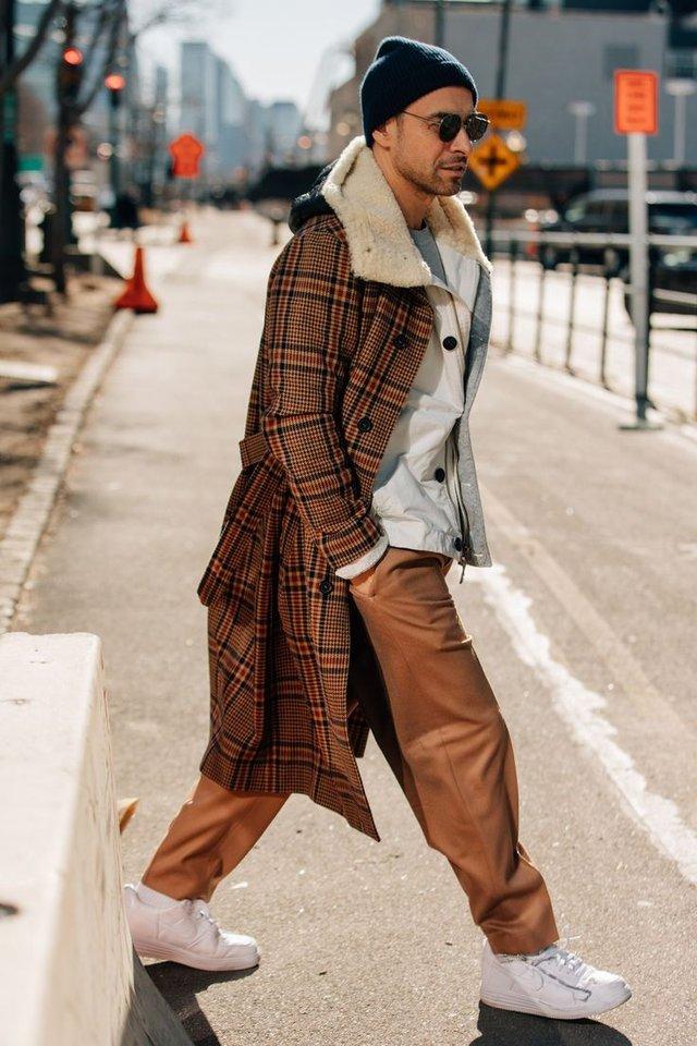 Чоловіча мода: головні тренди осені 2019 - фото 352818