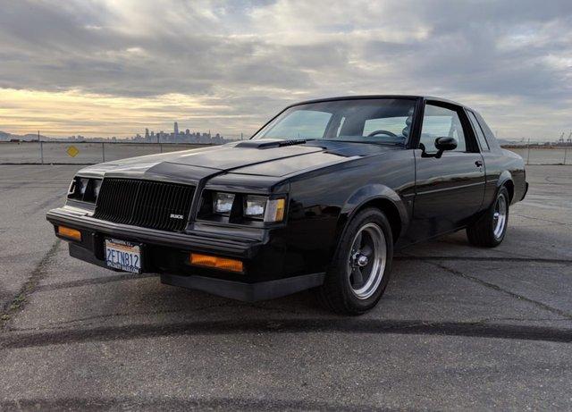 Buick Regal 1987 - фото 352958