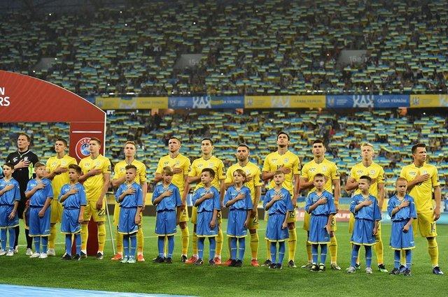 Збірна України бореться за вихід у фінальний турнір Євро 2020 - фото 352973