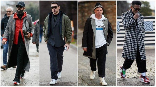 Чоловіча мода: головні тренди осені 2019 - фото 353021