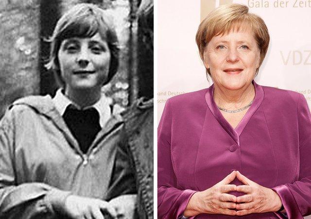 Як виглядали відомі політики в молодості - фото 353157