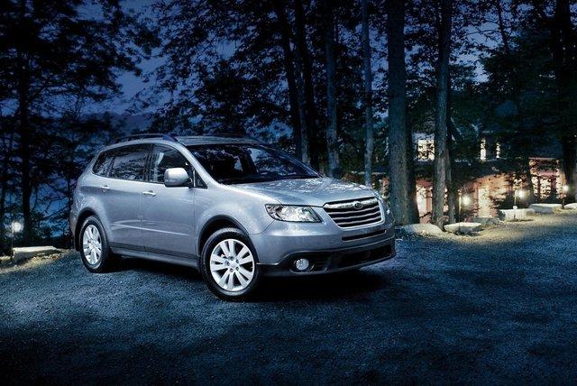 Subaru Tribeca - фото 353257