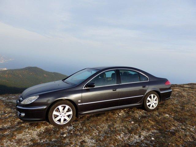 Peugeot 607 - фото 353258