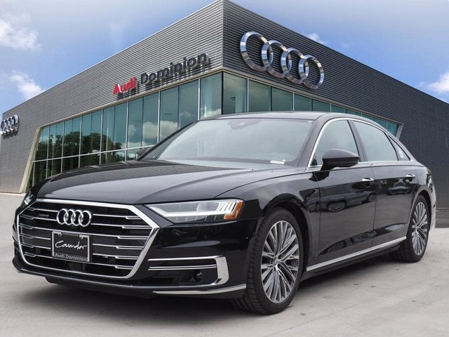 Audi A8 - фото 353261