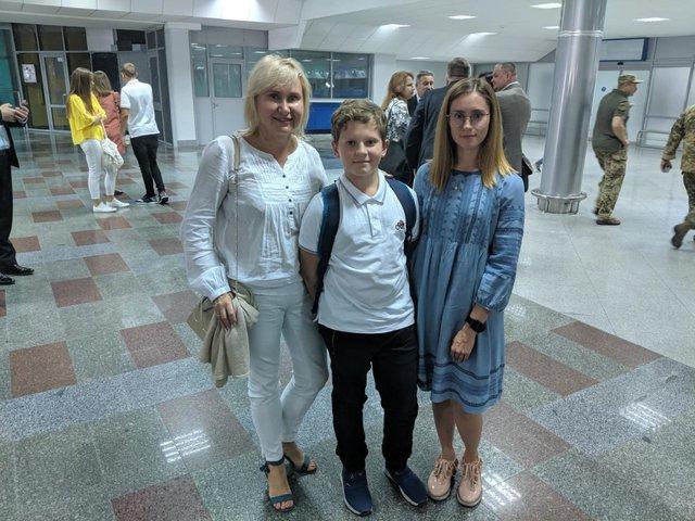 Родина Романа Сущенка  - фото 353285