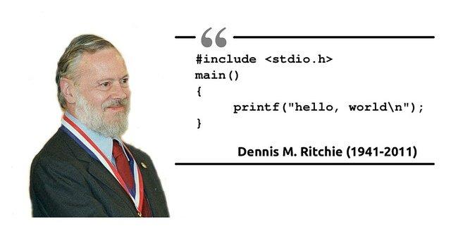 Денніс Рітчі - фото 353480