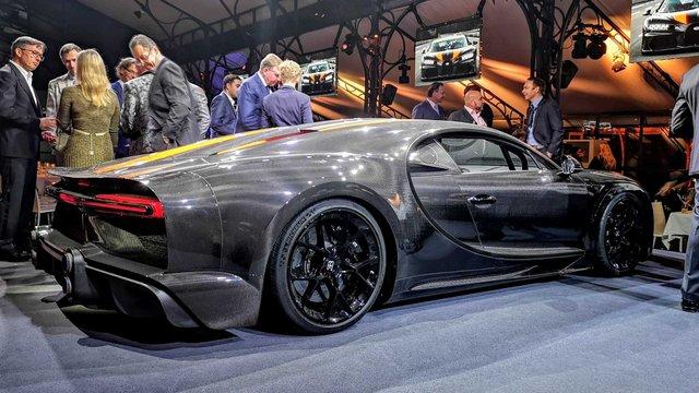 Bugatti випустить найшвидший суперкар в історії марки - фото 353543