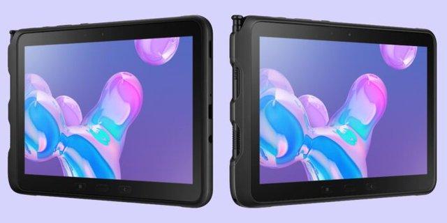 Samsung представила надміцний планшет - фото 353779
