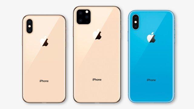 Один із варіантів дизайну нових iPhone - фото 353803
