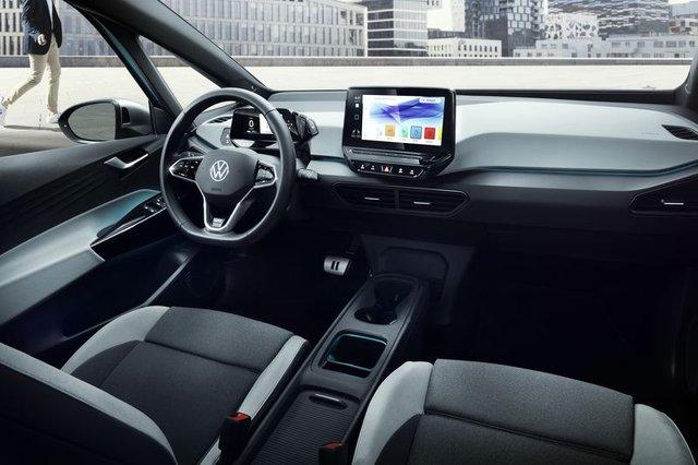 Volkswagen ID.3 - фото 353936