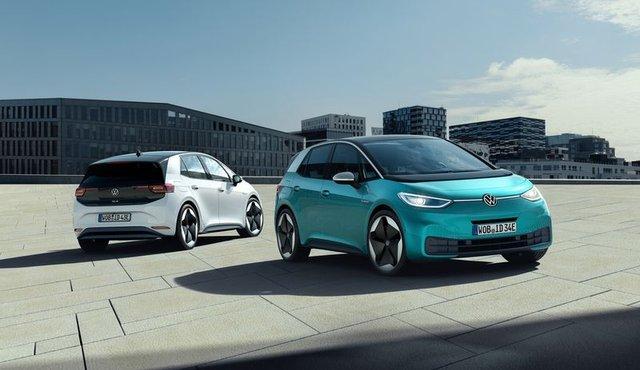 Volkswagen ID.3 - фото 353937