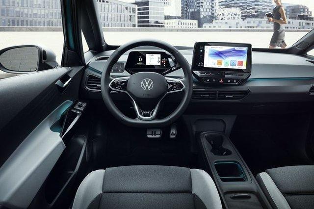 Volkswagen ID.3 - фото 353938