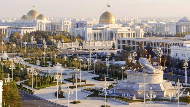 У Туркменістані доступ до мережі суттєво обмежений - фото 353998