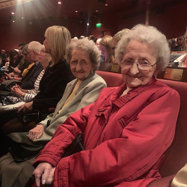 95-річні двійнята розкрили секрет довголіття: ви будете вражені - фото 354024