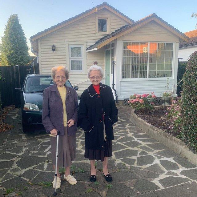 95-річні двійнята розкрили секрет довголіття: ви будете вражені - фото 354026
