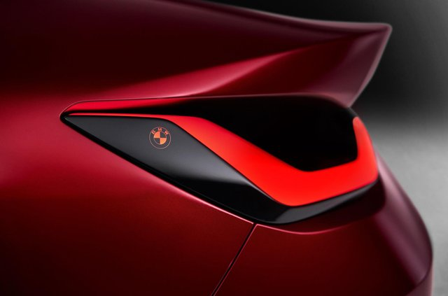 BMW показала вражаючий шоукар Concept 4: ефектні фото - фото 354045
