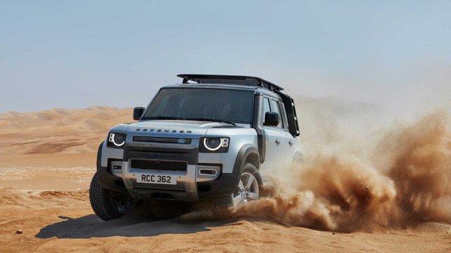 Відроджений Land Rover Defender - фото 354057