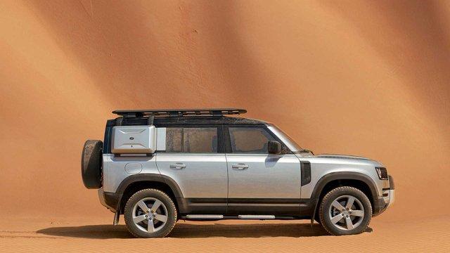 Відроджений Land Rover Defender - фото 354058