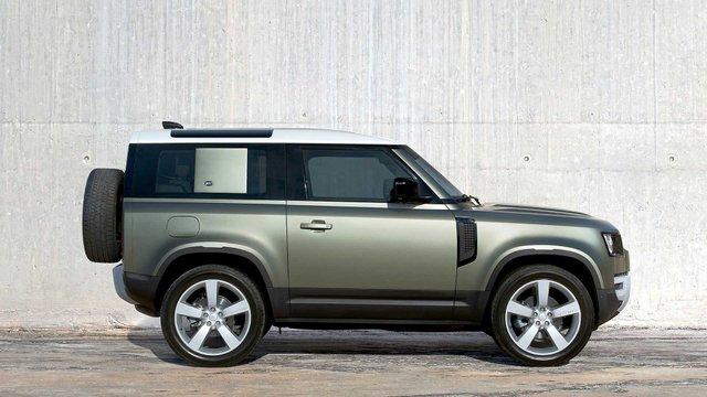 Відроджений Land Rover Defender - фото 354060