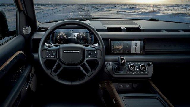 Відроджений Land Rover Defender - фото 354061