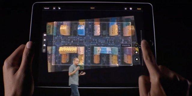 Apple показала київський квартал на презентації нового iPad - фото 354176