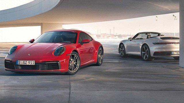 Porsche додала дві розкішні моделі в лінійку 911 - фото 354255