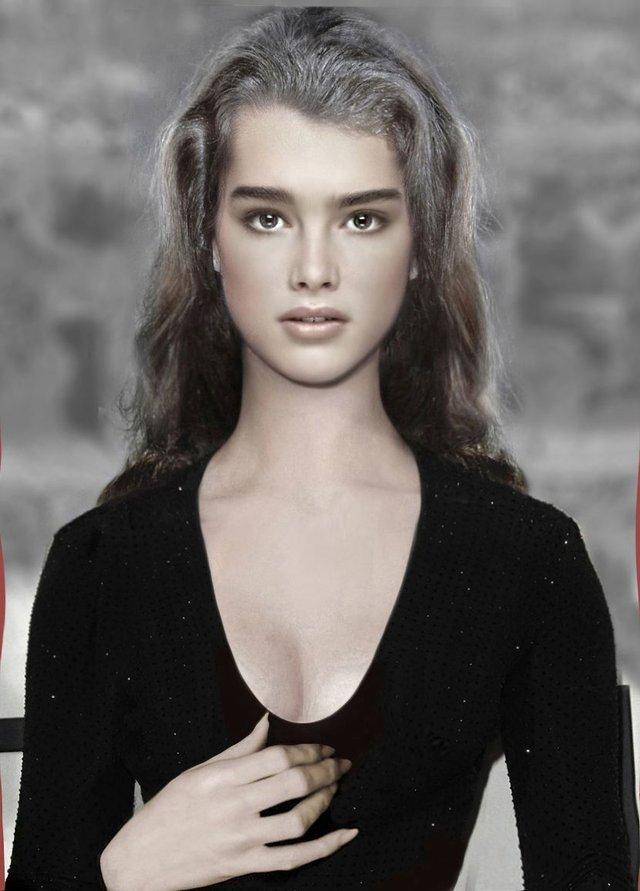 Моделі 90-х: як змінилася сексуальна американка Брук Шилдс (18+) - фото 354316