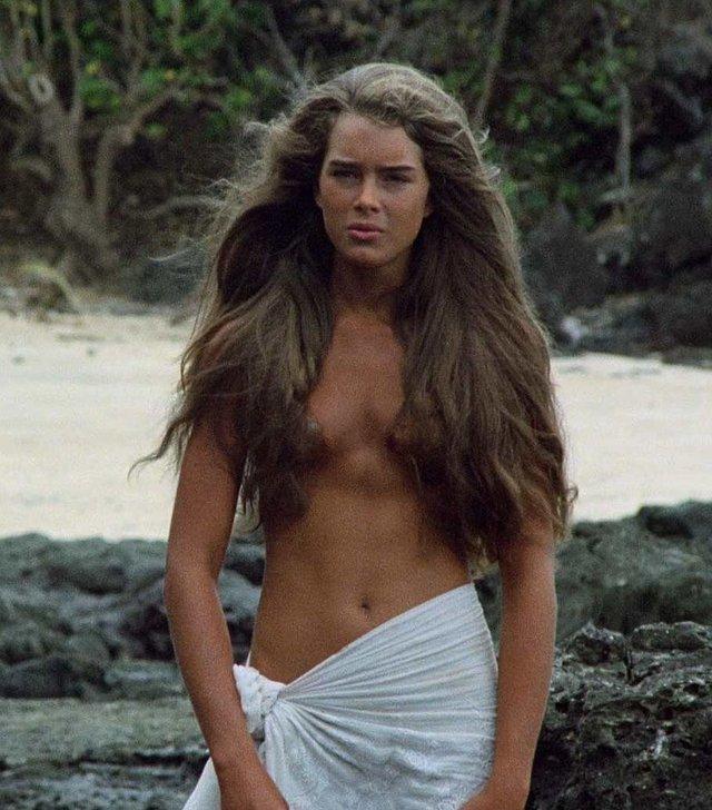 Моделі 90-х: як змінилася сексуальна американка Брук Шилдс (18+) - фото 354324
